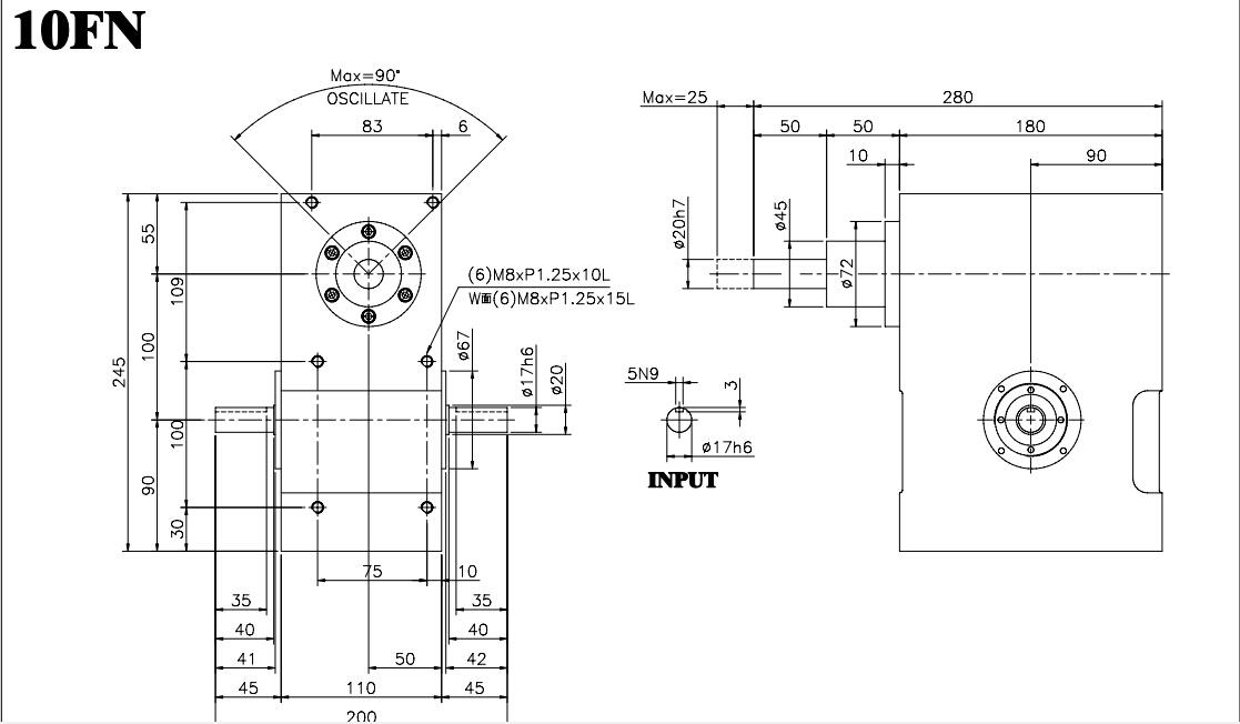 凸轮原理电路图